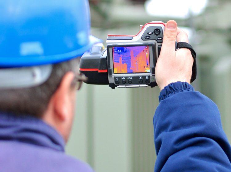 BER cert Assessor with thermal imaging camera