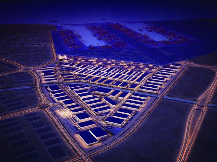 King Abdulla SEZ Development, Saudi Arabia