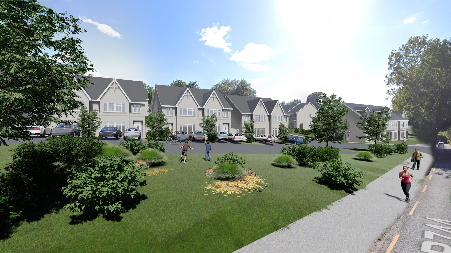 Enniscorthy residential development